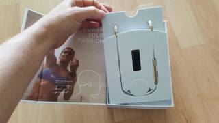 jaybird freedom f5 wireless kopfhrer auspacken