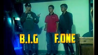 Лига Баттлеров 1.32 F.One vs. B.I.G (RAP.TJ)