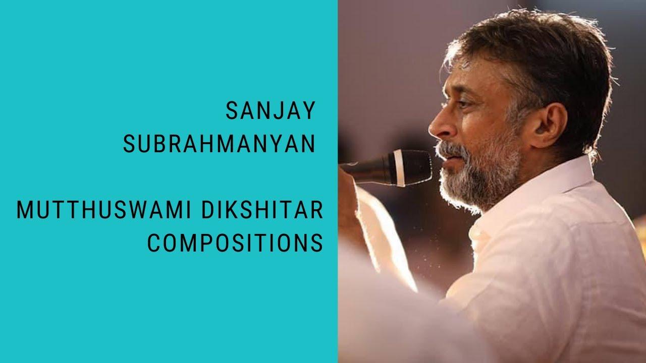 Shri Kamalambikayam - Sahana - Muttusvami Dikshitar