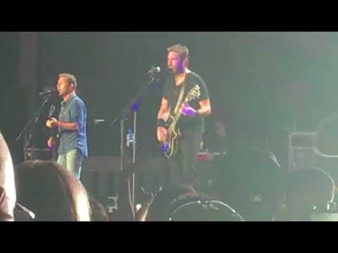 Nickelback Concert August 2017