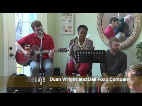 3RD THURSDAY at the CAFÉ BISTRO - May 2016