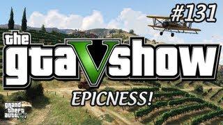 GTA 5 Screenshots! Banshee, Tractors, Body Building, Crop Duster (GTA V)