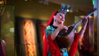 Ashiq Samira - Kerem gozellemesi (Saz havasi)