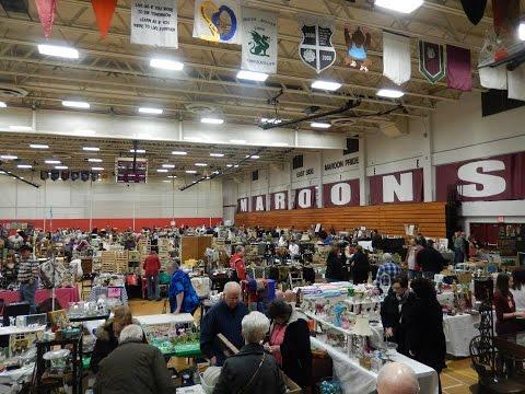 Elgin High School Flea Market 2015