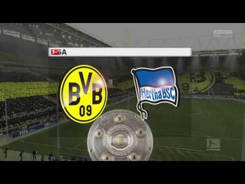 FIFA 16 #005 vs Hertha BSC Berlin | Gamer Dominik