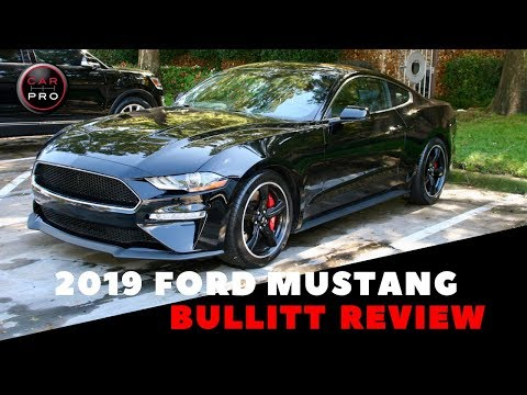 2019 Ford Mustang Bullitt Is An Exceptional Modern Day Muscle Car