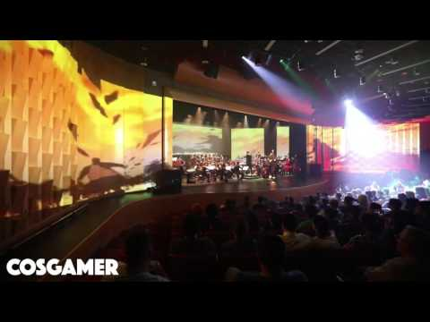 Naruto Live Orchestra Music in HD by Students