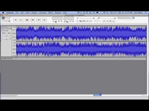 How to Shorten a Song
