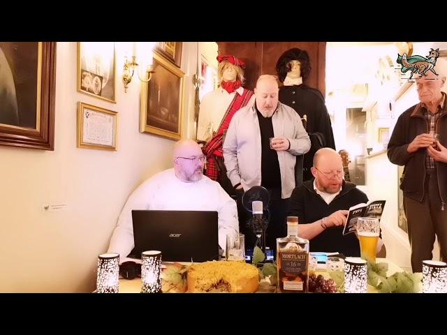 De Vliegende Vos Live - 19-03-2021