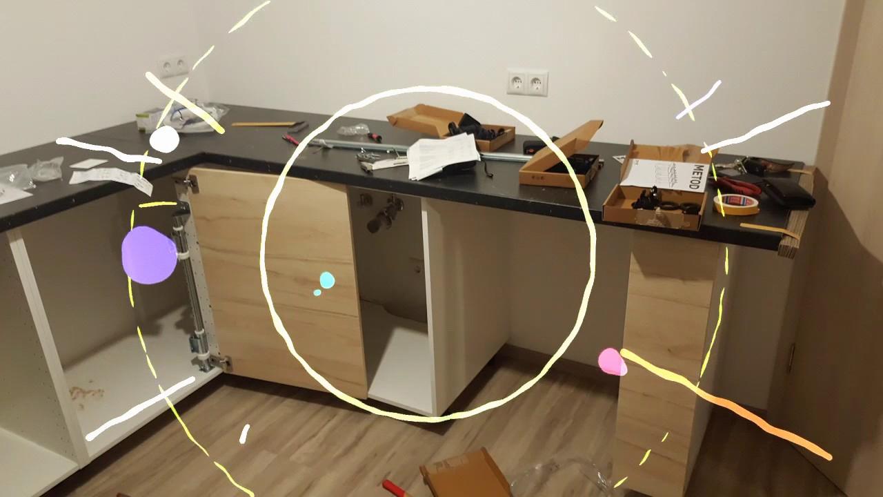 Aufbau IKEA Küche - YouTube