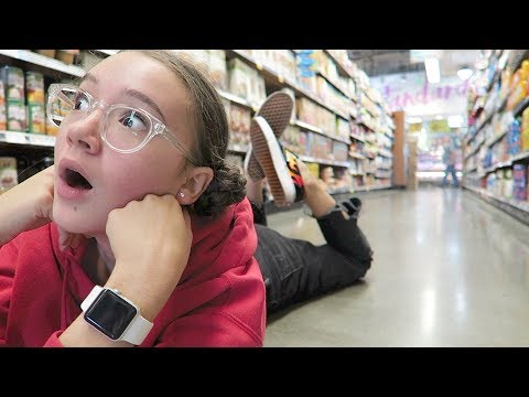 I Go Grocery Shopping By Myself... What Did I Get!? FionaFrills Vlogs