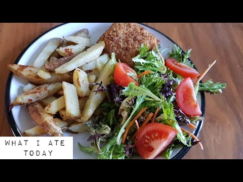 WHAT I EAT IN A DAY ON SLIMMING WORLD 11.07.20 | SLIMMING WORLD FISH & CHIPS