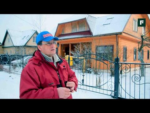 Большая реконструкция бревенчатого дома // FORUMHOUSE