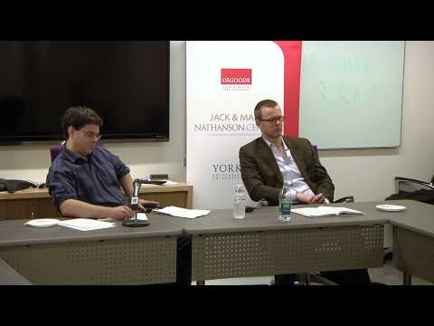"James Stewart on ""The Accomplice Liability of Arms Vendors"" (Nathanson Centre, March 28 2013)"