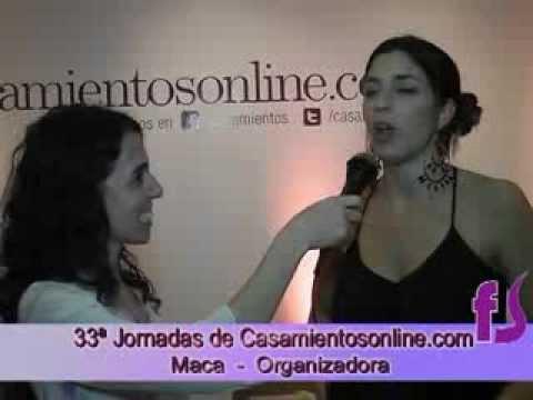 FiestaJudia.com en la 33ª Jornadas de Casamientosonline.com