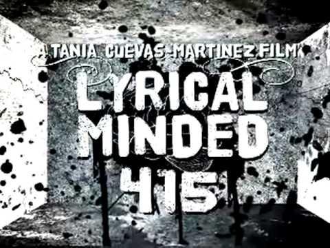 Lyrical Minded 415
