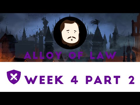 Mistborn Adventure Game - Alloy of Law One Shot #4, Part 2 - Bastion of the Ball