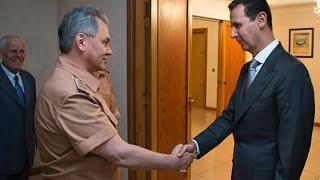 كيف استدعت روسيا بشار الأسد لقاعدة حميميم
