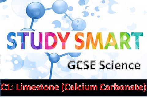 C1 Limestone (Calcium Carbonate) (EDEXCEL/AQA)