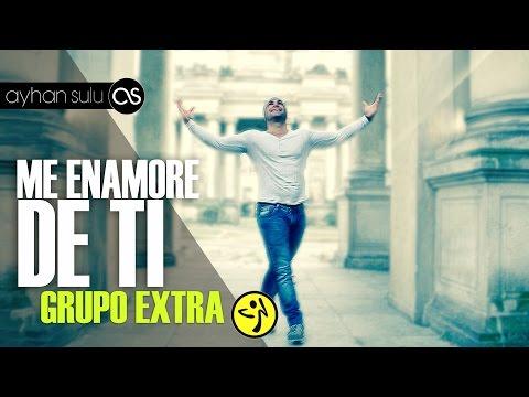 Zumba Me Enamore De Ti Grupo Extra // By A. Sulu Zumba Salsa