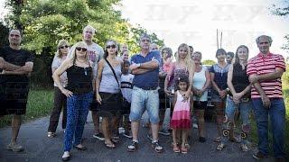 Vecinos de Gonnet se reunieron para pedir más seguridad
