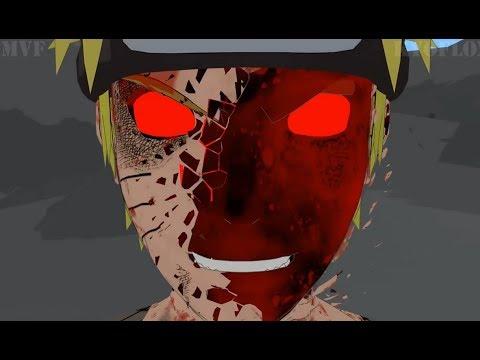 Blue Goku vs Naruto Rikudou (3D Fan Animation)