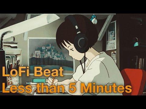How to make LoFi Beats in less than 5 Minutes!