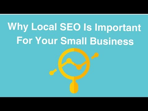 Why Local SEO Is Important For Your Small Business