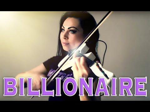 Billionaire - Travie McCoy ft. Bruno Mars (Violin Cover Cristina Kiseleff)