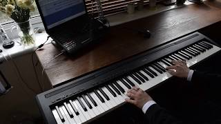 Piano with Alex Nikiporenko - Egyptian Level slow version for Grade 1