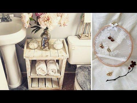 🙆 5 DIY Shabby Chic Storage Ideas for Money Saving Moms 🙆