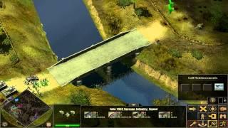 Let's Play Frontline Fields of Thunder #002 [1/3] Wehrmacht - Brückenbau