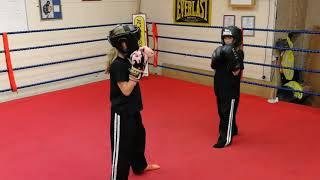 Jasmin and Macie @ Humber Martial Arts