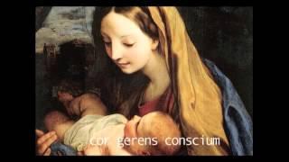 Beata Viscera  (with Lyrics) - Vox Clamantis