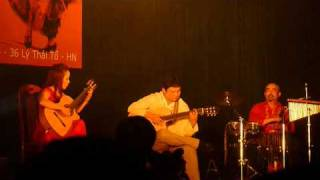 Espanacani (Guitar Cover) - Lê Thu - Hùng Phong - Tấn Sĩ
