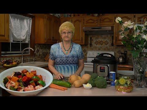 Ассорти овощное в мультиварке