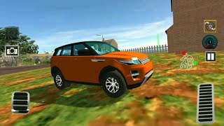 Offroad Prado Car driving simulator