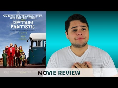 Captain Fantastic - Movie Review