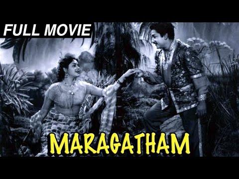 Maragatham | Sivaji Ganesan | Padmini | Tamil Full Movie | Old Classic Movie | Sivaji Ganesan Movies