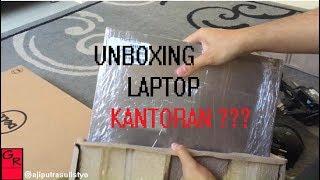 UNBOXING & HANDS ON HP ELITEBOOK 8440P Laptop Untuk Bisnis