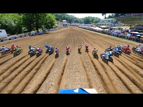 2017 La Crescent Wine & Spirit Spring Creek National race highlights