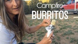 Campfire Burritos, Aka Cfbs  |  Fresh P