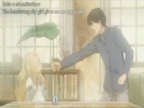 [MAD] Honey Clover  AMV - The Rose