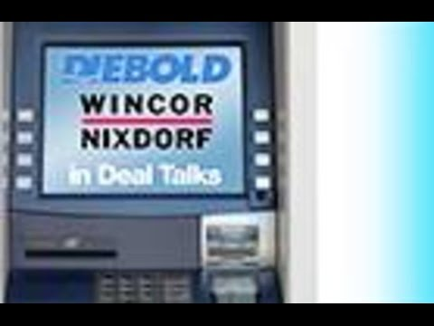 Atm manufacturers diebold and wincor nixdorf are in deal discussions