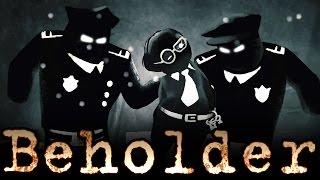 Beholder - PUNISHABLE BY DEATH | Beholder Gameplay Walkthrough (Full Game Part 1)