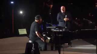 "Billy Joel / Kevin James ""Miami 2017"" (skit) Nassau Coliseum NY 8/4/15"