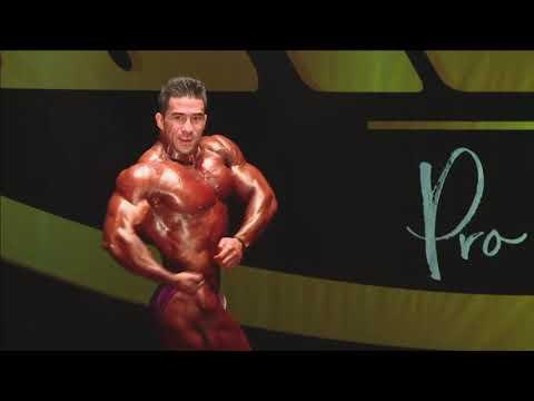 Men Bodybuilding Class 1 WNT Pro Card 2018