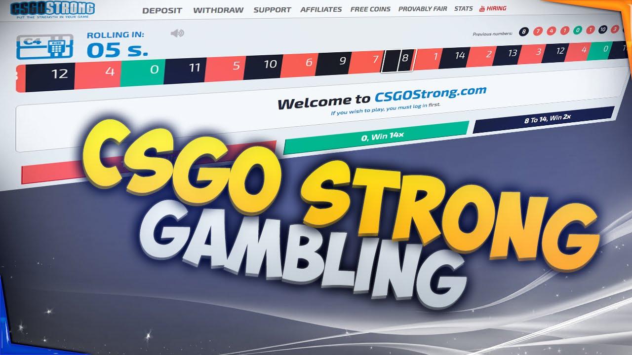 csgo gambling on csgo strong new roulette site youtube