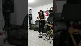 Hallelujah par Manon Charlebois dec 2018