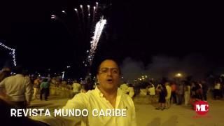 Locura en Cartagena  fin de Año 2016 - Ciudad Amurallada Colombia - Ciudad Amurallada